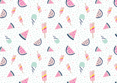Patterns: TUTTI FRUTTI
